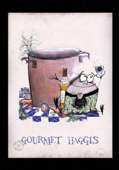 Gourmet Haggis